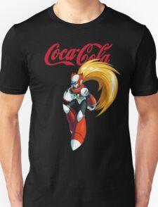 Mega Man X: Coca Cola Zero Unisex T-Shirt