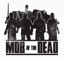 Call of Duty Black Ops 2 Zombies Mob of the Dead T-Shirt