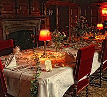 Dine in style by Lyn Evans