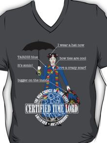 Mary Poppins is a Time Lord T-Shirt