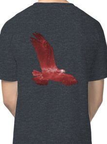 Eagle Spirit - Red Classic T-Shirt