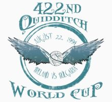 422nd Quidditch World Cup T-Shirt