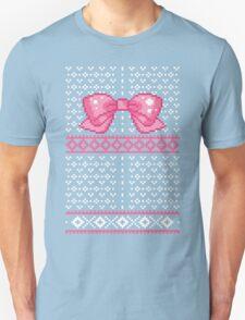 8bit Fair Isle Bow T-Shirt