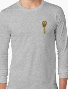 Hand of the King, baby! pin Long Sleeve T-Shirt