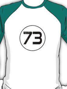 Sheldon Cooper 73 T-Shirt