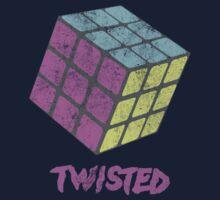 Leonard's Twisted Rubik's Cube Kids Clothes