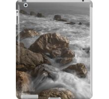 Swirling Surf iPad Case/Skin
