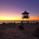 The Entrance Beach Sunrise by yolanda