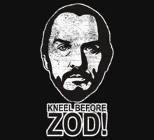 Kneel Before Zod! by KDGrafx