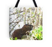 This a'int no Groundhog Day Tote Bag