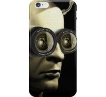 Human Cyborg 3001 iPhone Case/Skin