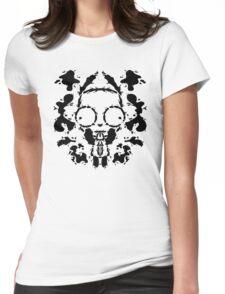 Girblot Womens Fitted T-Shirt