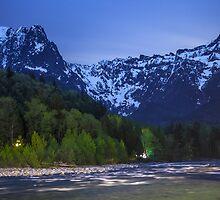 Moonlit Mount Index by Jim Stiles