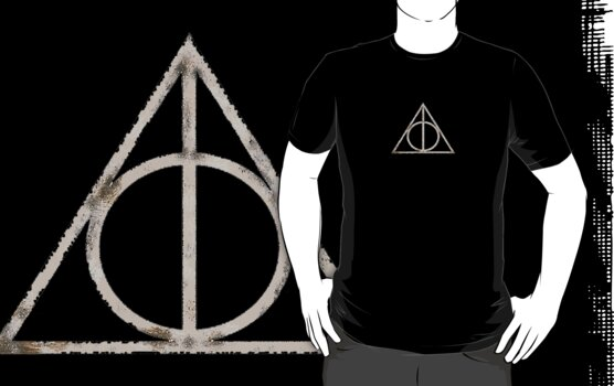 Deathly Hallows by Benjamin Whealing