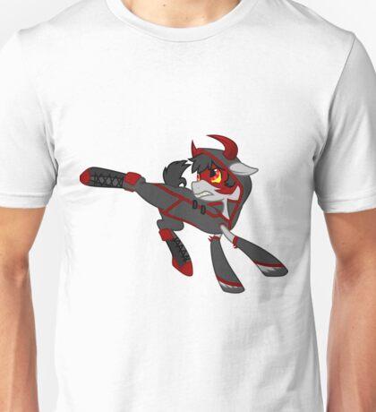 Flank in Spandex Unisex T-Shirt