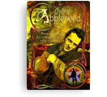 Appleseed - Joe Strummer and The Mescaleros Canvas Print