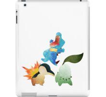 Johto Starters - Pokemon iPad Case/Skin