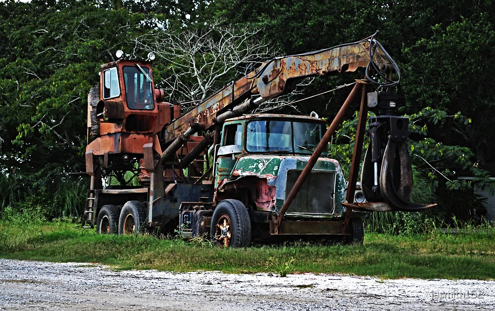 Old Picker by jasmith162
