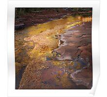 Kalamina Gorge - Western Australia Poster