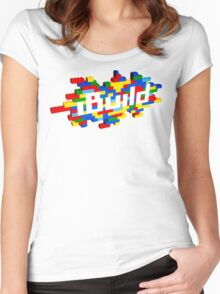 iBuild Women's Fitted Scoop T-Shirt