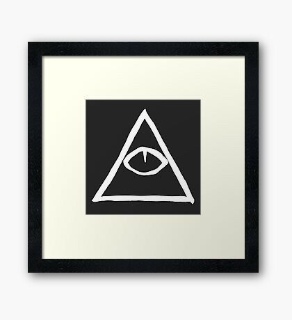 illuminary Framed Print