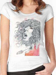 Futility of Words Women's Fitted Scoop T-Shirt