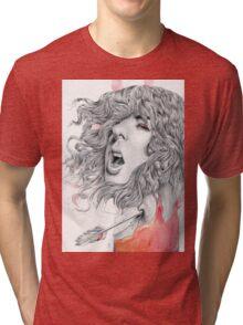 Futility of Words Tri-blend T-Shirt