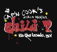 Cap'n Cook's Chili P (Breaking Bad) by RWHTL