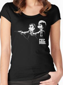 Pulp Bros. Women's Fitted Scoop T-Shirt