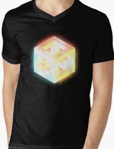Cubalicious. Mens V-Neck T-Shirt