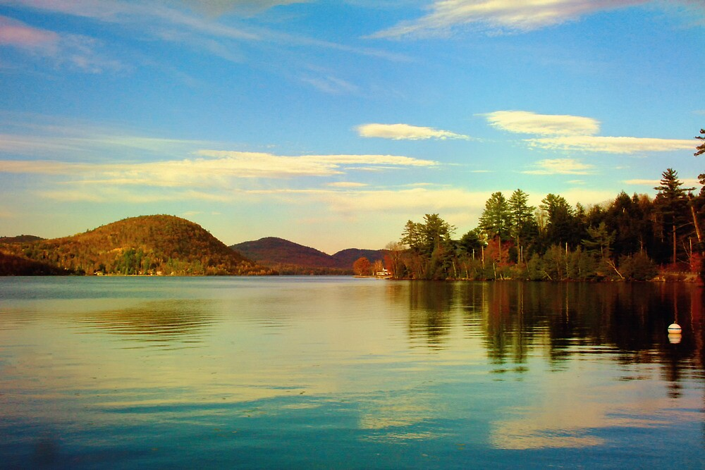 Late Afternoon at the Lake by Nazareth