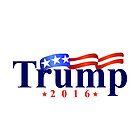 Trump 2016 by popular