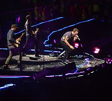 Coldplay by Kassie Yates