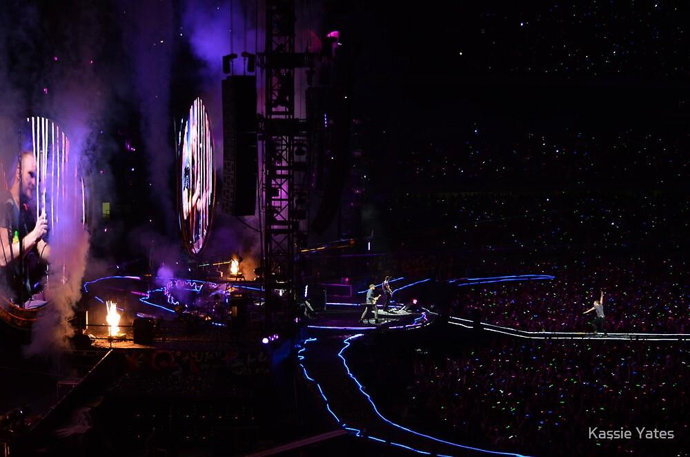 Coldplay by Kassie Yates