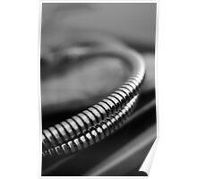 Metallic Cord  Poster