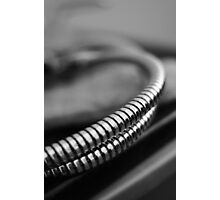 Metallic Cord  Photographic Print