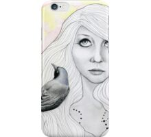 She Rises With The Dawn iPhone Case/Skin