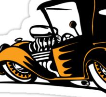 Hillbilly Pickup Sticker