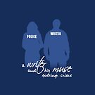 Writer &amp; Muse by bsbrock