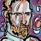 Vincent Van Gogh - Passion for Life by Anthea  Slade