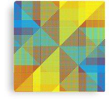 Quadrants Canvas Print
