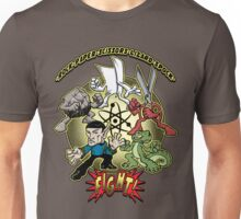 FIGHT!!! Unisex T-Shirt