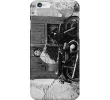 Graffiti Rider iPhone Case/Skin