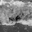 B&W waves n01 by parisiansamurai
