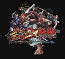 Street Fighter x Tekken by keicker
