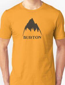 Vintage burton logo Unisex T-Shirt