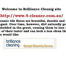 Tile Cleaners Perth by fourcleaner