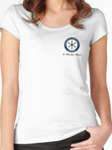 Greendale Community College Shirt Women's Fitted Scoop T-Shirt