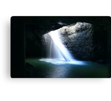 natural bridge ... Canvas Print