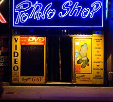 Paris - Porno Shop  by sallyrose1